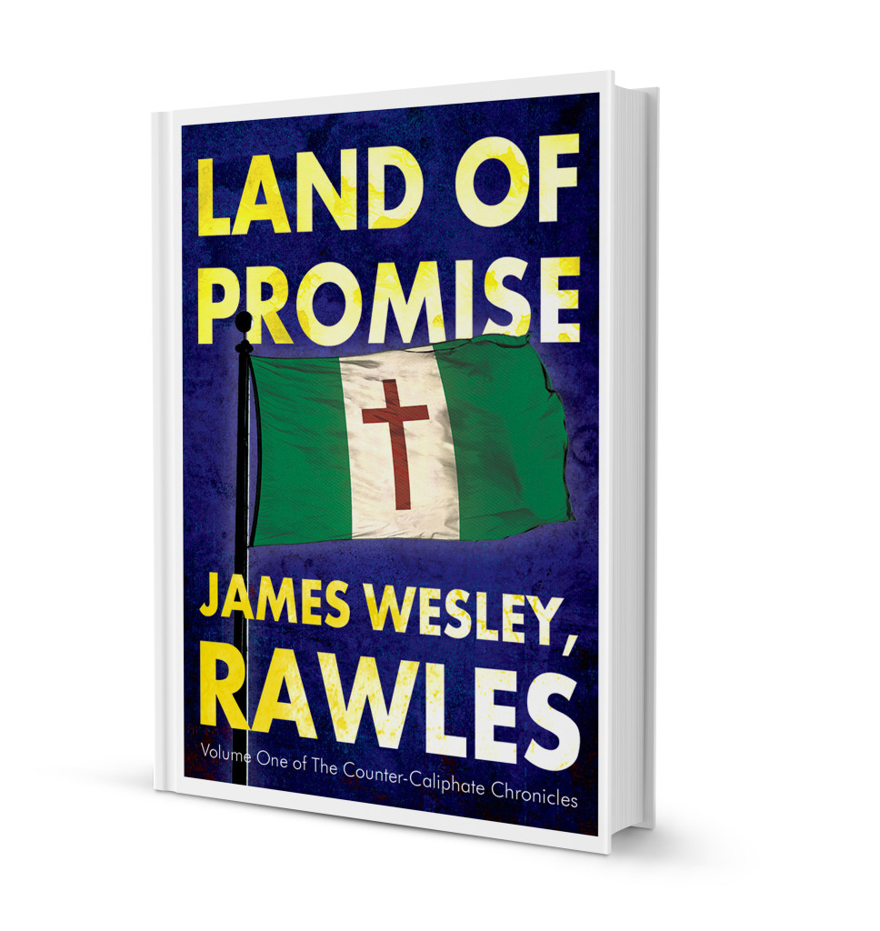 Land of Promise - James Wesley, Rawles
